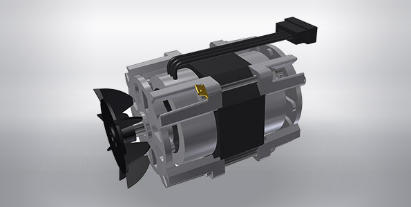 AC motors from ELMEQ