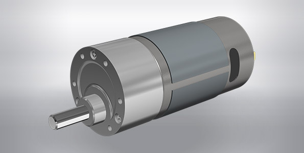 DC motors from ELMEQ