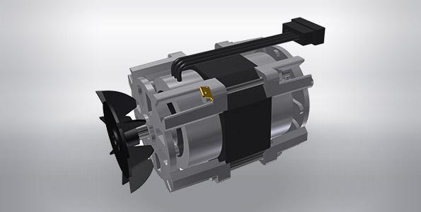 AC Motors (asynchronous single phased motors)